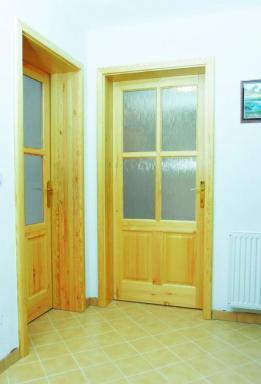 Foto E.R.T. Truhlářství - okna, dveře, montáže