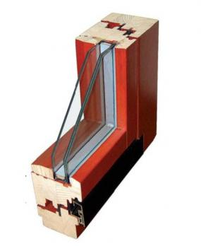 Foto THERMOSTAR cz, s.r.o. - výrobce dřevěných oken nové generace