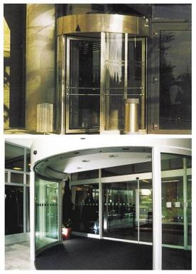 Foto A.T.A. technik spol. s.r.o. - automatické dveře, vrata, prosklené stěny