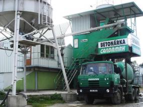Foto CANDRMRK betonárka, a.s.
