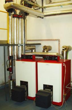 Foto F. ŠŤASTNÝ - voda, topení, plyn - tepelná čerpadla, sluneční kolektory
