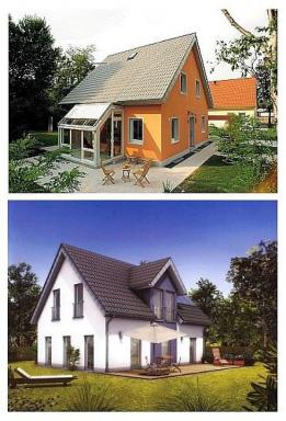 Foto DENNERT montované nízkoenergetické rodinné domy - dům ICON