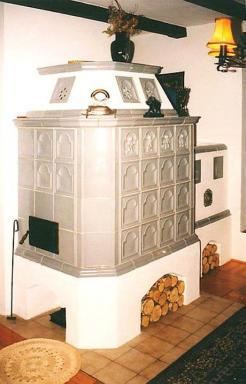 Foto STAKA - stavba kachlových kamen a krbů