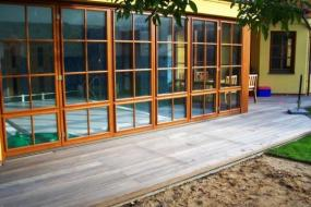 Foto LUNA podlahy, parkety, bangkirai, okna, dveře