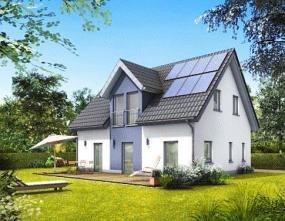 Foto DENNERT montované nízkoenergetické rodinné domy