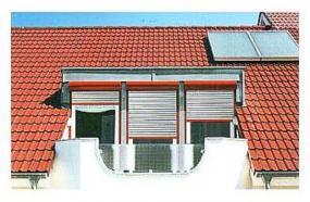 Foto Bubík výrobce rolet a vrat - MBI okna s.r.o. montáž