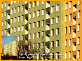 Foto RENOP - zateplování staveb,regenerace panelové výstavby