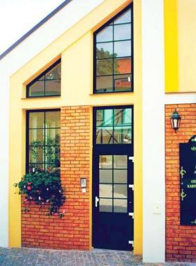 Foto VP-plast Plastová okna a dveře
