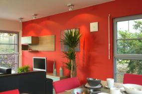 Systém řízeného větrání zajišťuje stálý přísun čerstvého kvalitního vzduchu v domě