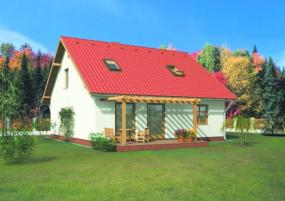 FOTO: Wienerberger, typový dům PARTHENON