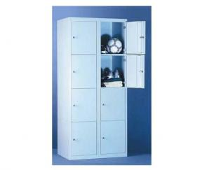 Šatní sestavné skříně s dělenými dveřmi KOVONA.