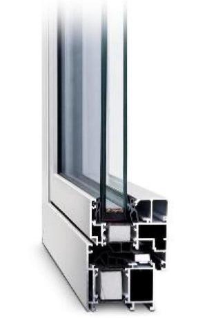 Foto: MSYST, hliníkové okno