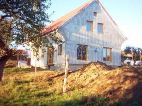 Foto: Ekopanely CB, dům v památkové rezervaci