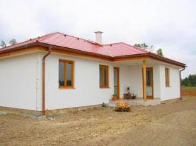 Foto: Ekopanely CB, hotový dům z ekopanelů