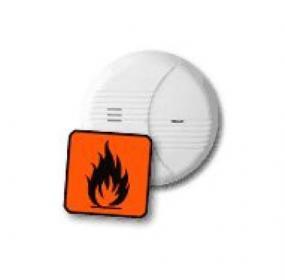 FOTO: ALERTE, požární hlásič