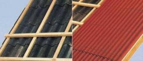 FOTO: PEMASTAV, pokládka krytiny, střecha šikmá
