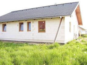 Foto: ČESKÉSTAVBY.cz, hotová šikmá střecha