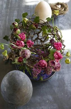 Foto: Holandská květinářská kancelář, klasika