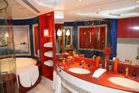 Ilustrační foto (www.shutterstock.com), vybavená koupelna