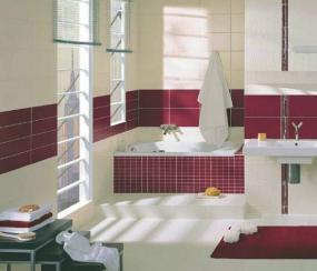 Foto: EUROKER, koupelna Burgund
