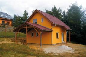 Foto: STRADE CZ, typový dům Ivana