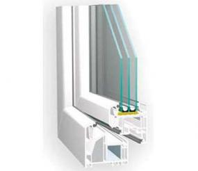 Obr: Oknoplast Group, okno Thermic - 90