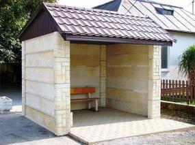 Foto: Umělý kámen Havlíkovi, montované betonové skládací systémy
