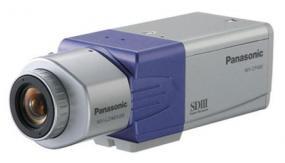 Foto: ORIS PLUS, Analogová kamera Panasonic WV CP480/484