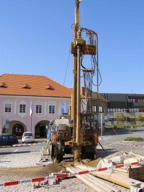 Foto: Stavební geologie - GEOPRŮZKUM České Budějovice