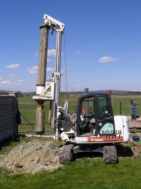 Foto: Stavební geologie - GEOPRŮZKUM