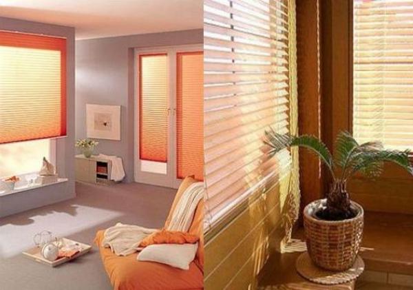 Foto: COLORTOP, plissé a bambus