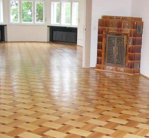 Foto: Jiří Procházka - renovace a pokládka parketových podlah