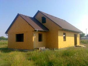 nízkoenergetický dům - dřevostavba PETRKLÍČ