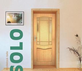 Foto: DIZ TÁBOR, dveře SOLO