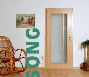 Foto: DIZ TÁBOR, dveře SONG