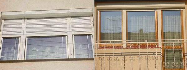 Foto: Apis - zateplování oken, výměna skel, možnost zachování venkovních rolet