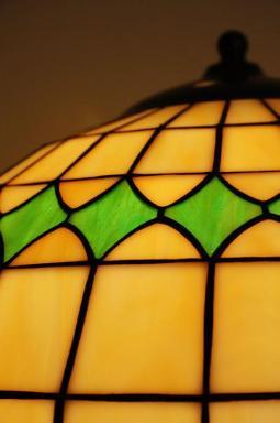 Foto: www.shutterstock.com, tiffany lampa - detail