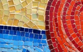Foto: www.shutterstock.com, skleněná mozaika
