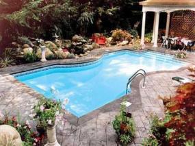 Foto: Bazény Waltr, fóliový bazén s proměnlivým dnem