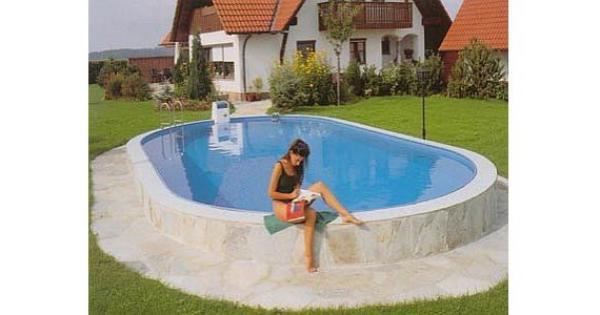 Foto: Bazény Waltr, fóliový bazén s ocelovou konstrukcí