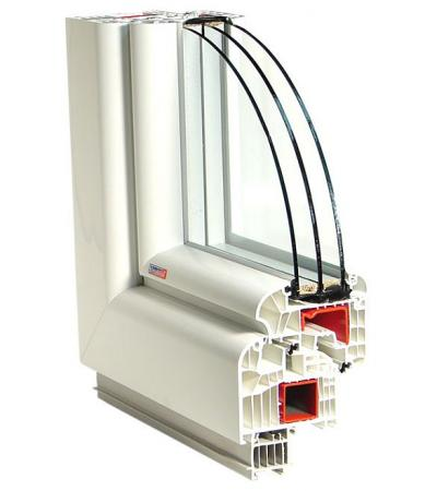 Obr: Plastová okna Novotný, izolační trojsklo