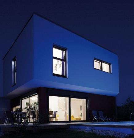 Pórobeton kloubí optimální vlastnosti pro konstrukci nízkoenergetických a pasivních domů.
