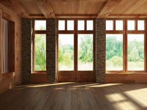 Foto: www.shutterstock.com, tradiční dřevěná okna