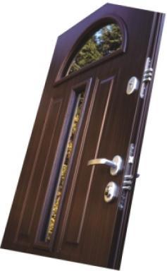 Vchodové bezpečnostní dveře Gerda