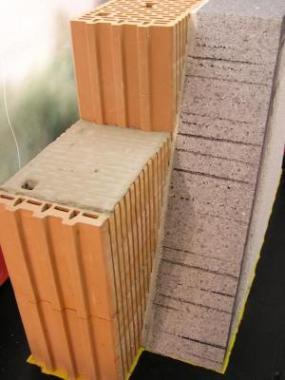 Obr: Capro, tepelná izolace
