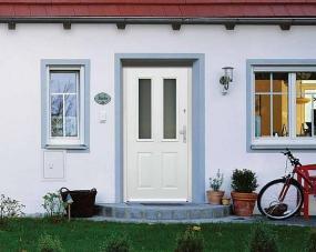 Foto: www.pro-k.cz, vstupní dveře ThermoLine