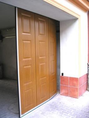 Foto: www.mdi-vrata.cz, posuvná vrata