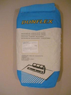 Foto: Stavební materiály KRUPA, Dunflex - vysoce flexibilní lepidlo pro lepení obkladů a dlažeb