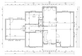 Obr: EKO Haus Fertigbau, projekt