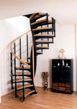 Foto: INVO CB, točité schodiště
